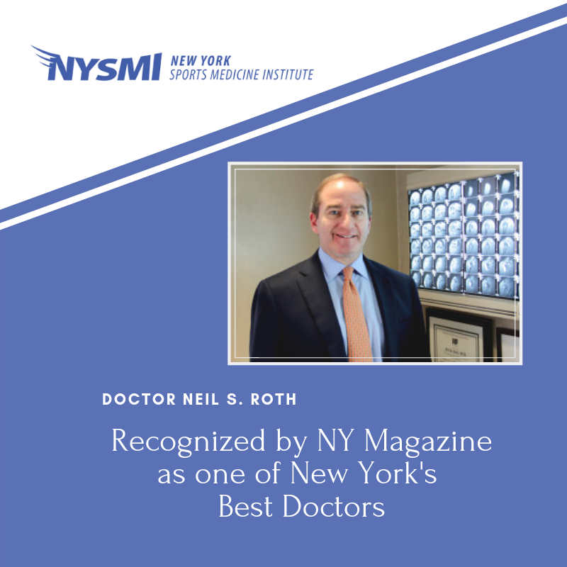 Dr Roth - Westchester Orthopedic Surgeon